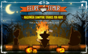 Halloween Campfire Stories 1