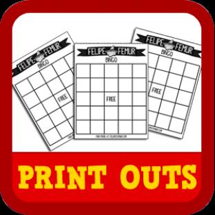 Free Bingo Cards