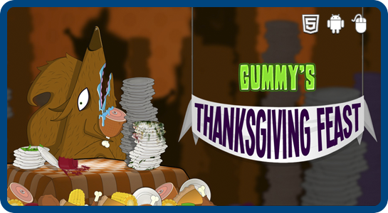 Gummy's Thanksgiving Feast