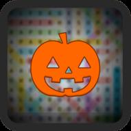 Halloween Word Search (Hard)