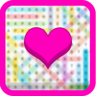 Valentine's Day Word Search (Hard)