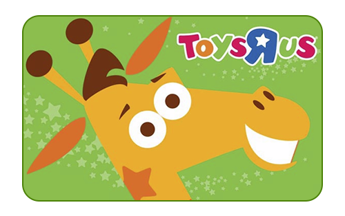 Toys r Us Giftcard