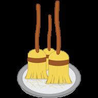 Pretzel Broomsticks