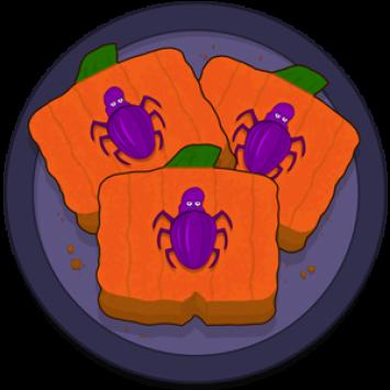 Pumpkin Patch Batch of Scones
