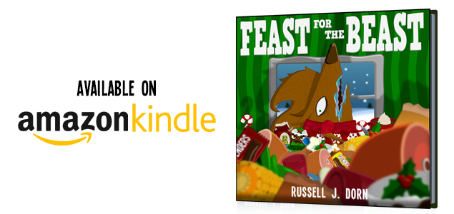 Feast for the Beast Book