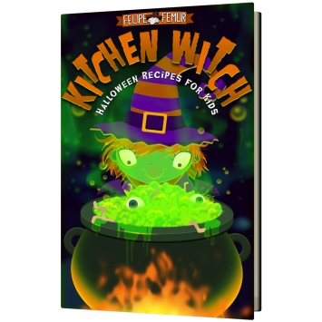 Kitchen Witch: Halloween Recipes for Kids