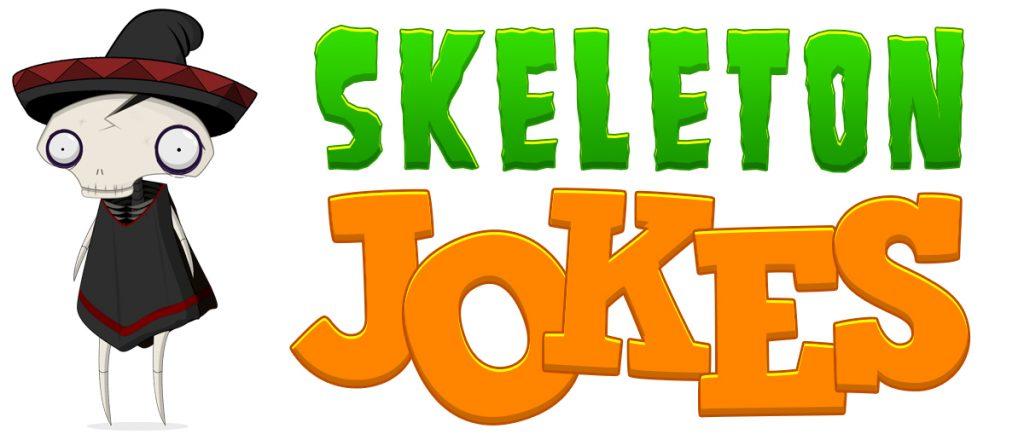 Skeleton Jokes for kids Halloween