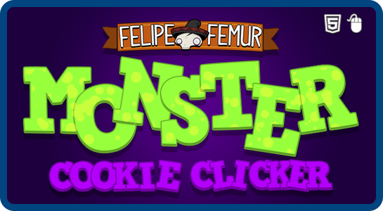 Monster Cookie Clicker