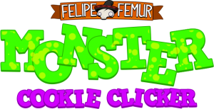 Monster Cookie Clicker Game