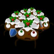 Combative Fruitcakes