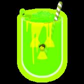 Radioactive Milkshake