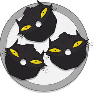 Black Cat Donuts