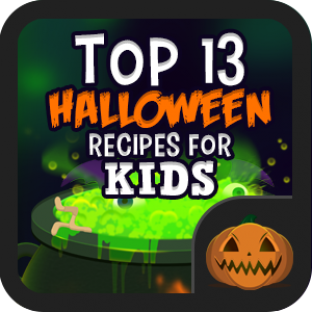 Top 13 Halloween Recipes for Kids
